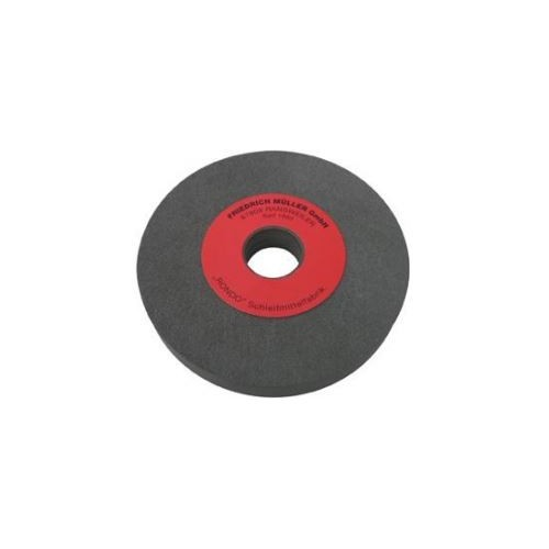Disc de rectificare elastic K600, carbura de siliciu, 125x25x32mm