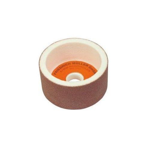 Piatra de rectificat tip oala, corindon nobil alb, 100x50x20mm, K80