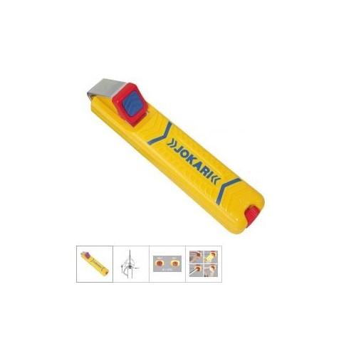 Cutit universal pentru dezizolat cabluri, fara lama, 8-28mm