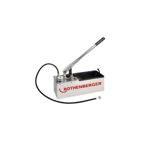 Pompa de destare etanseitate, RP50-S, inox