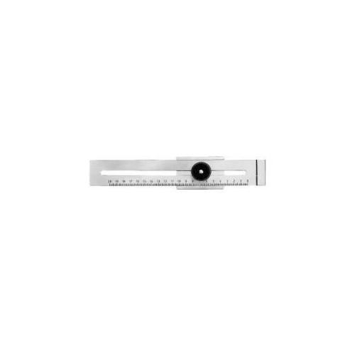 Rigla de trasat de precizie, 200mm