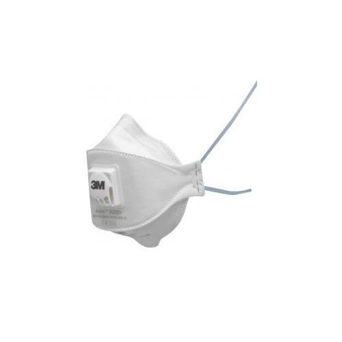 Masca de protectie pt praf fin 9322+, cu supapa expiraretie P2